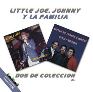 Little Joe Y La Familia - Dos De Coleccion Vol. I