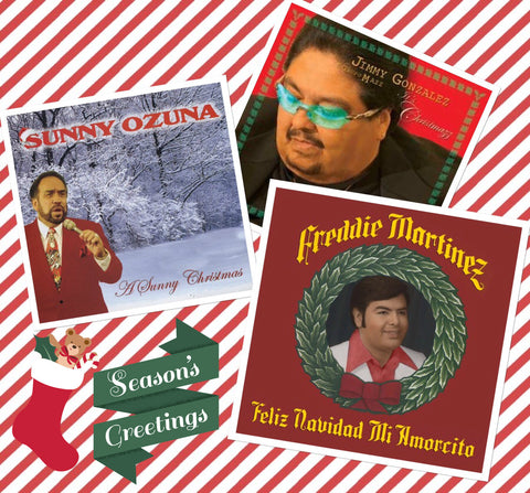 Freddie Records Christmas Music Bundle