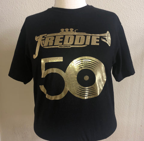 Freddie Records 50th T-Shirt