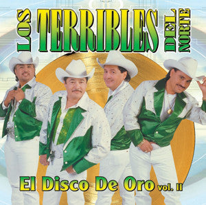 Los Terribles Del Norte - El Disco De Oro Vol. II