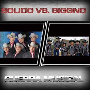 Solido VS Siggno - Guerra Musical