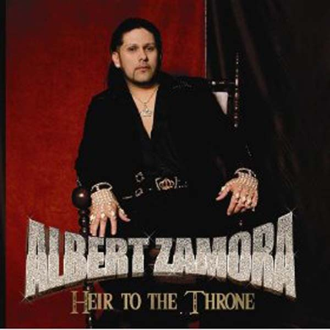 Albert Zamora - Heir To The Throne