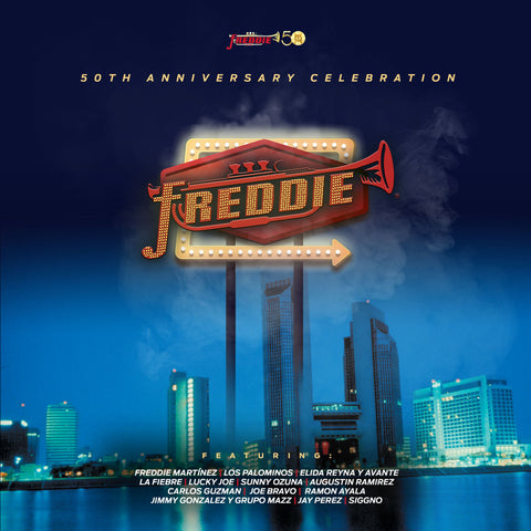 Freddie Records 50th Anniversary Celebration Commemorative CD