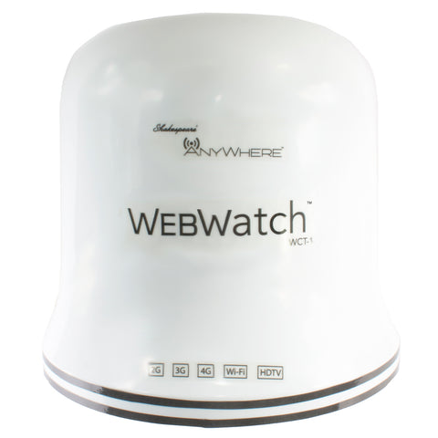 Shakespeare WebWatch All-In-One Wi-Fi & Cellular Data Antenna - WC-1