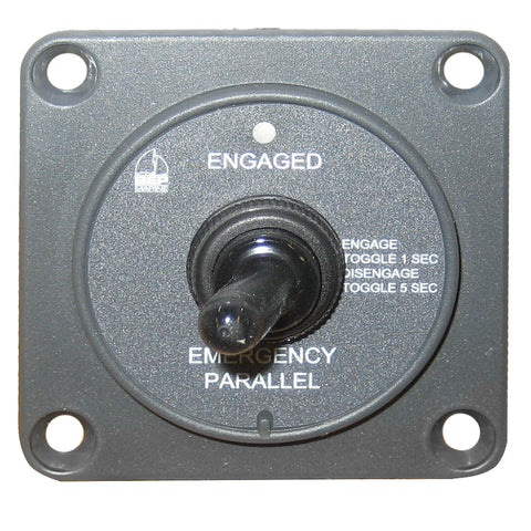 BEP Remote Emergency Parallel Switch - 80-724-0007-00