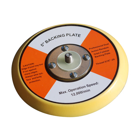 "Shurhold Replacement 5"" Dual Action Polisher Backing Plate - 3130"