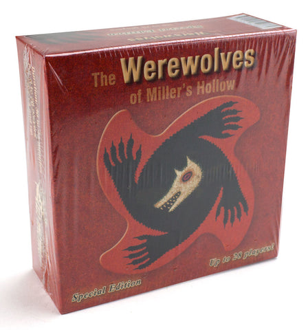 Werewolves of Miller's Hollow Special Edition Card Game