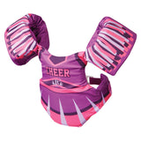 Full Throttle Little Dippers Life Jacket - Cheerleader - 104400-600-001-18