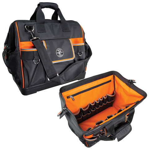 Klein Tools Tradesman Pro Wide-Open Tool Bag - 55469-8