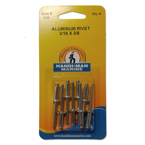 Handi-Man Aluminum Pop Rivet - 313I