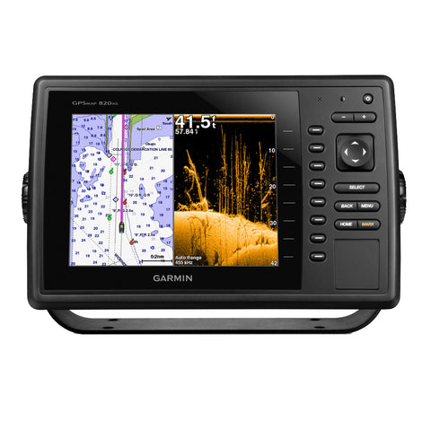 Garmin GPSMAP 820xs - No Transducer *Remanufactured [010-N1180-01]