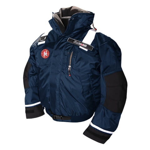 First Watch AB-1100 Pro Bomber Jacket - X-Large - Navy [AB-1100-PRO-NV-XL]