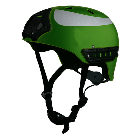 First Watch First Responder Water Helmet - Small-Medium - Green [FWBH-GN-S-M]