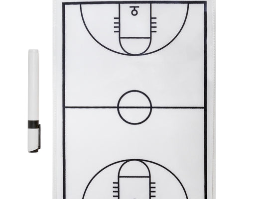 Roll-up Clipboard, Basketball