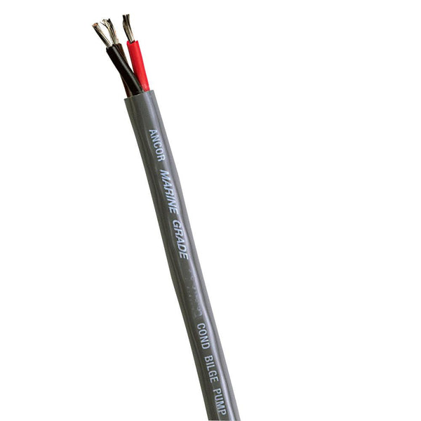 Ancor Bilge Pump Cable - 16-3 STOW-A Jacket - 3x1mm² - 100'