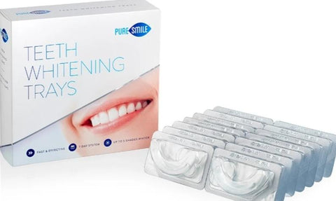 PureSmile Teeth Whitening Trays - Alexia Makeup • Hair • Beauty