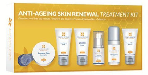 Anti-Ageing Skin Treatment Kit | 7 x Items - Alexia Makeup • Hair • Beauty