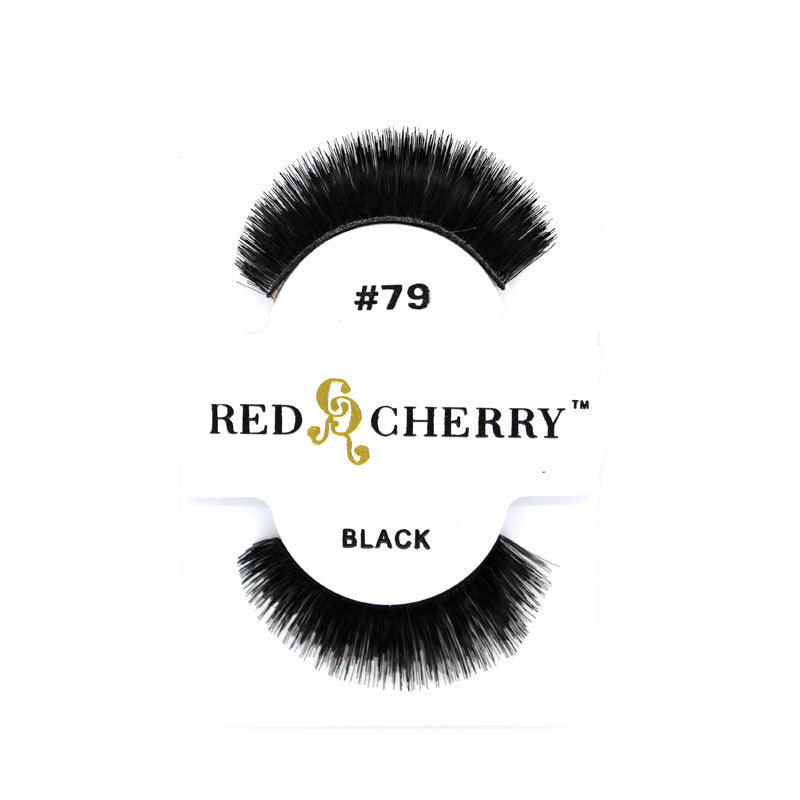 Red Cherry Lashes #79 - Alexia Makeup • Hair • Beauty