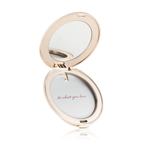 Gold Refillable Compact