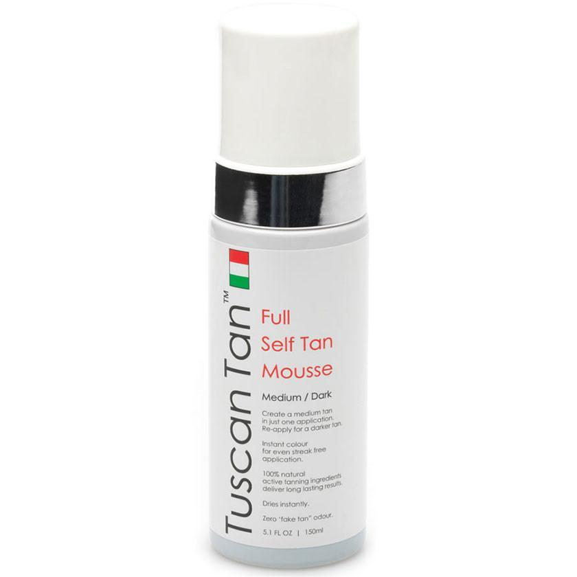 Full Self Tan Mousse - 150ml - Alexia Makeup • Hair • Beauty