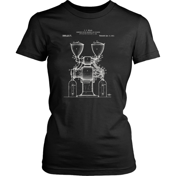 Old Schematics Women's Tee