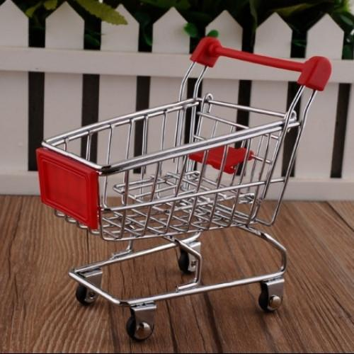 Supermarket Shopping Cart Moving Toy - best-pet-store-supplies