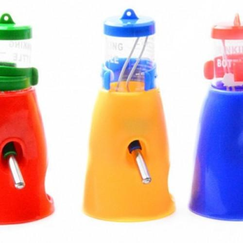 Hamster Drinker Bottle with Holder Plastic Kettle - best-pet-store-supplies