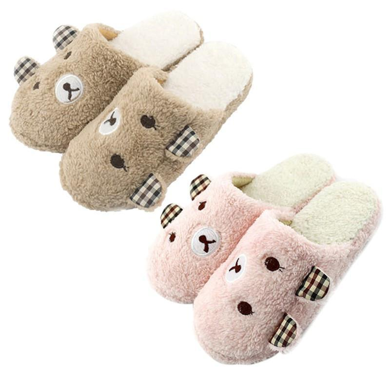 Winter Warm Anti-skid Slippers