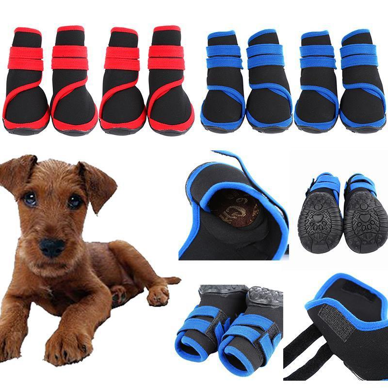 All Weather Huskies Large Dog Booties - best-pet-store-supplies
