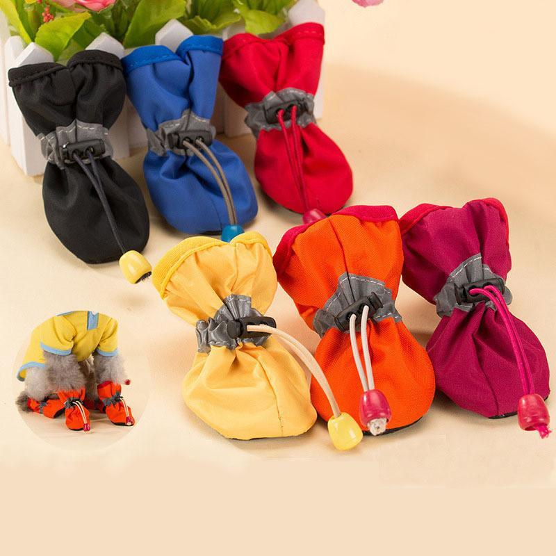 Non Slip Shoes Puppy Cat Booties