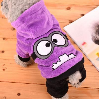 Minions Costume Pet Clothes
