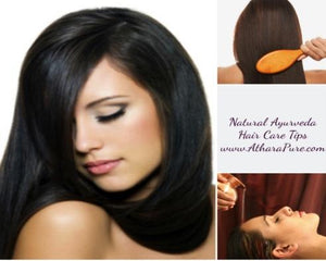 Natural Ayurveda Hair Care Tips