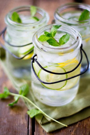 Detox Water for Skin and Health Benefits
