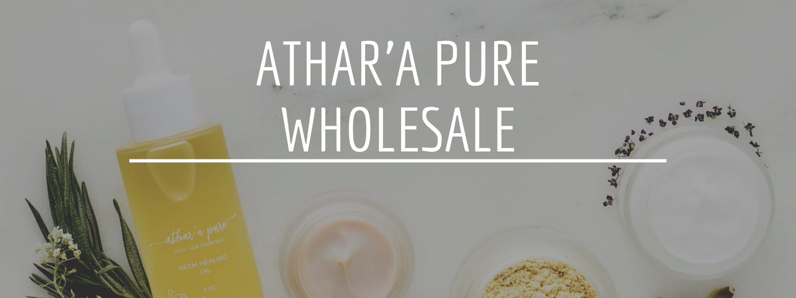 Athar'a Pure Wholesale Information