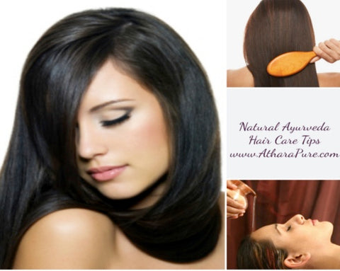Ayurveda Hair Care Tips