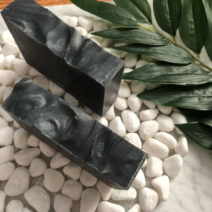 Activated Black Charcoal Bar Soap for Acne (100% Natural, Vegan, Organic)