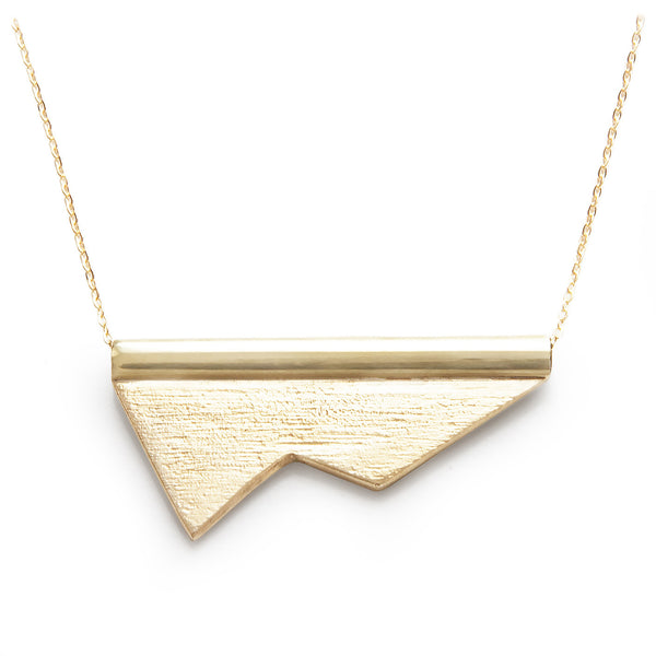 Ridge Necklace