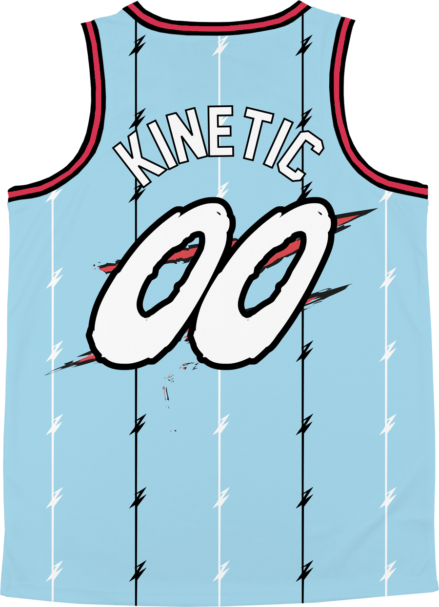 Sigma Chi - Atlantis Basketball Jersey - Kinetic Society
