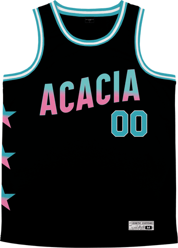 Acacia - Cotton Candy Basketball Jersey - Kinetic Society