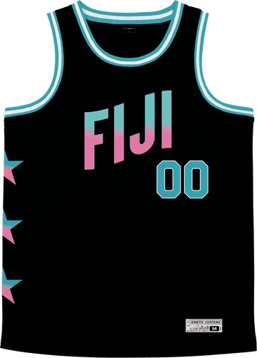 Phi Gamma Delta - Cotton Candy Basketball Jersey Premium Basketball Kinetic Society