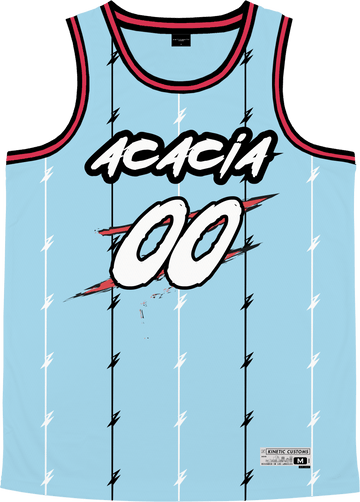 Acacia - Atlantis Basketball Jersey Premium Basketball Kinetic Society LLC