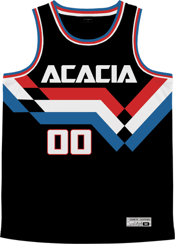 Acacia - Victory Streak Basketball Jersey - Kinetic Society