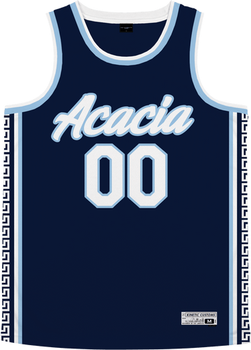 Acacia - Templar Basketball Jersey - Kinetic Society