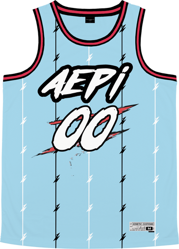 Alpha Epsilon Pi - Atlantis Basketball Jersey Premium Basketball Kinetic Society LLC