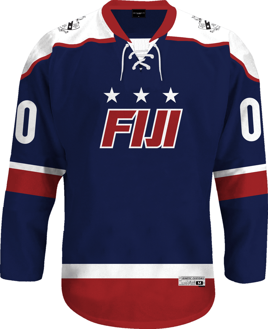 Phi Gamma Delta - Fame Hockey Jersey - Kinetic Society