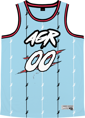 Alpha Gamma Rho - Atlantis Basketball Jersey - Kinetic Society