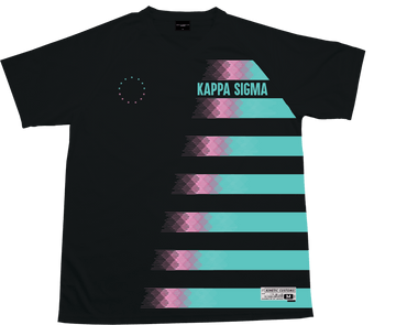 Kappa Sigma - Candy Floss Soccer Jersey - Kinetic Society