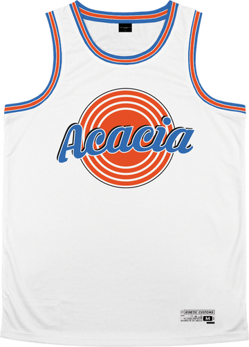 Acacia - Vintage Basketball Jersey - Kinetic Society