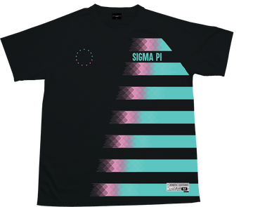 Sigma Pi - Candy Floss Soccer Jersey - Kinetic Society