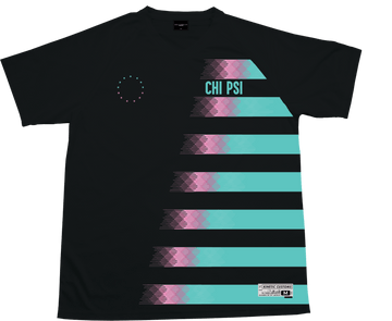 Chi Psi - Candy Floss Soccer Jersey - Kinetic Society